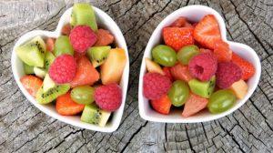 owoce pełne soku